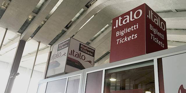 Biglietteria Italo