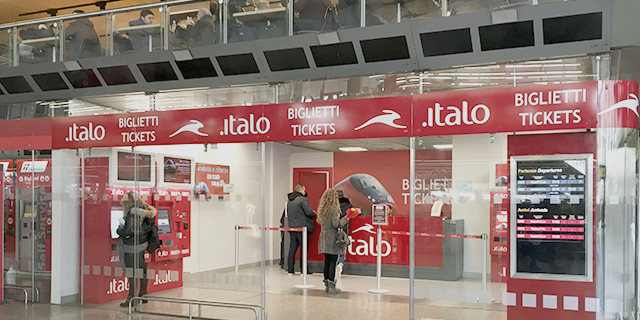 Italo Ticket Office