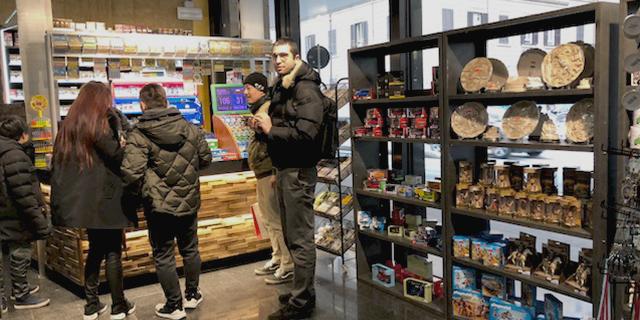 Borri Tobacco shop