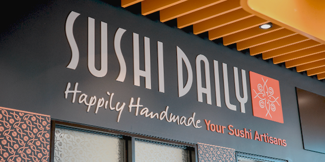Sushi Daily First Floor Roma Termini
