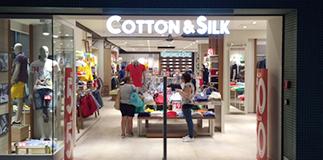 Cotton&Silk opens in Roma Tiburtina
