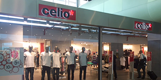 Celio* opens in Station