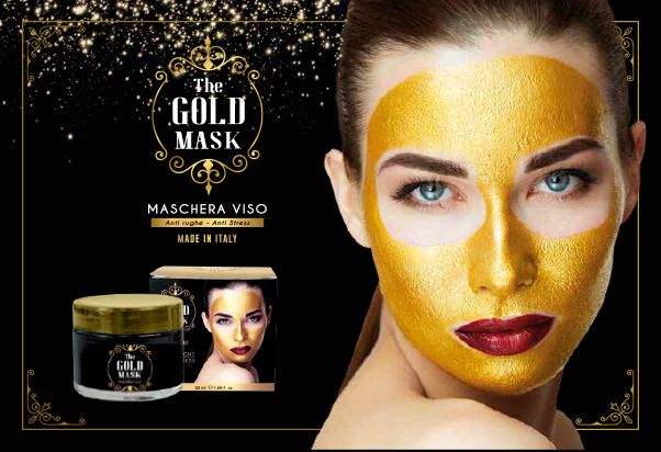 Beauty&Co: Gold Beauty Mask.