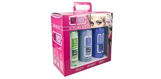 Beauty&Co: Kay Finish styling kit.