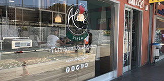 Alice Pizza: New Opening