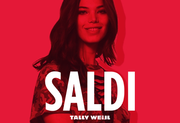 Tally Weijl: un'estate di saldi