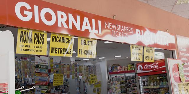 Nuovo Cataldo Newsagent