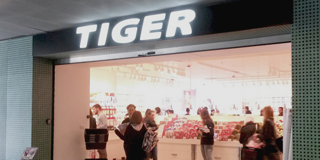 free shipping 6e92d 9517b Tiger - Ground Floor | Roma Tiburtina