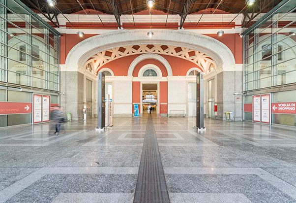 Google a Torino Porta Nuova