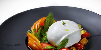 Fattorie Garofalo presenta Mozzarella Bistrot
