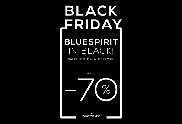 Black Friday Bluespirit