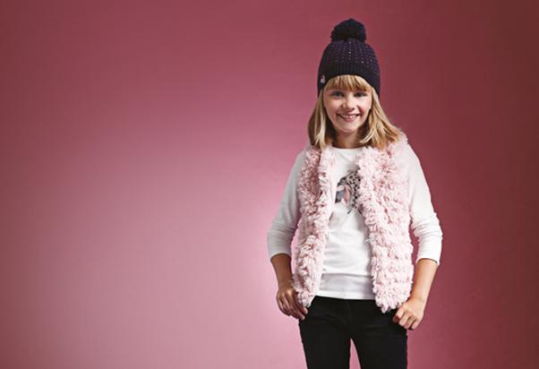Z Kids: Maglieria fashion.
