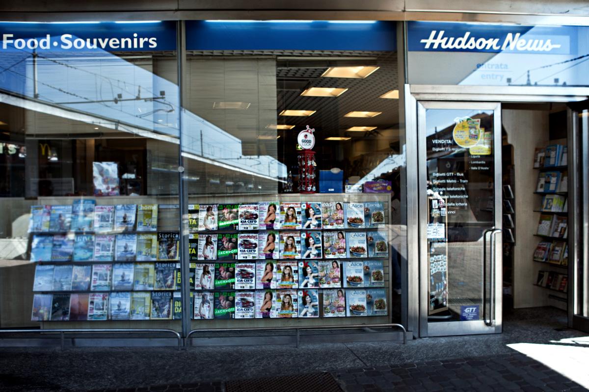 Hudson News