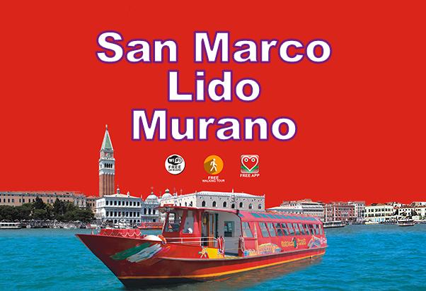 Citysightseeing: nuovo tour di Venezia