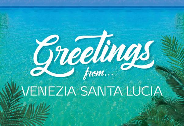 Greetings from… Venezia Santa Lucia!