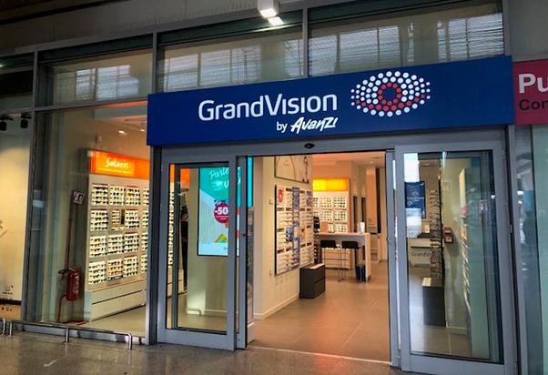 GrandVision: new opening.