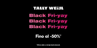 Black Fri-Yay TALLY WEiJL