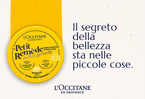 Promo beauty a L'occitane