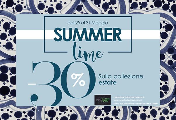 Tanti sconti per l'estate da Camomilla Italia
